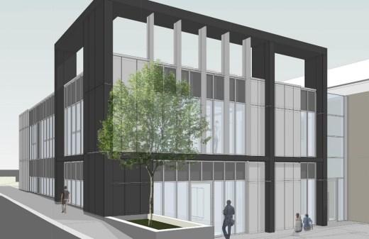 Kirkintilloch Town Hall Extension