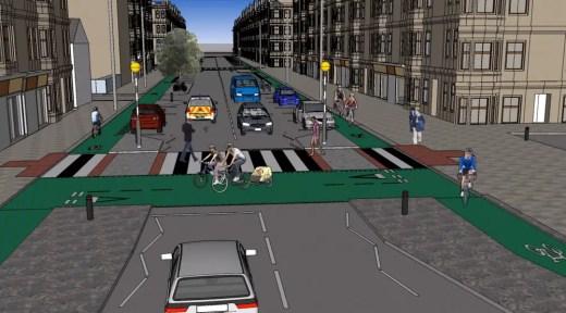 Victoria Road crossing concept