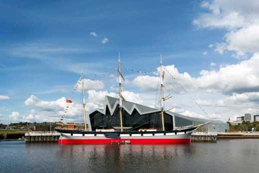 Riverside Museum building - Must See Glasgow Architectural Marvels