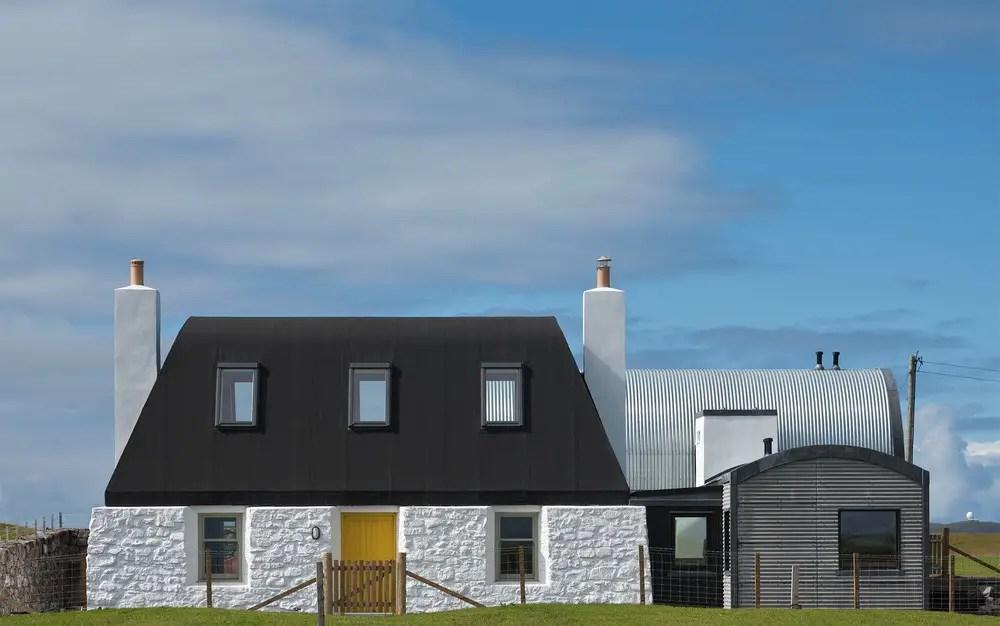 HOUSE NO.7 Isle of Tiree, Scotland by Denizen Works | www.glasgowarchitecture.co.uk