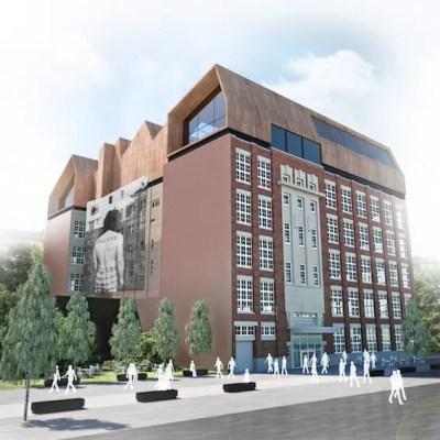 Glasgow School of Art Stow College Building Design
