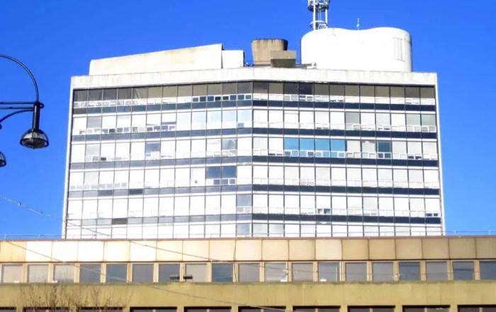 Metropolitan Tower Glasgow building