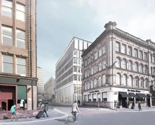 Inovo2 Glasgow Building Albion Street