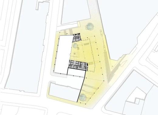 Inovo2 Glasgow Building ground floor plan