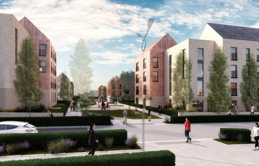 Sighthill Transformational Regeneration Area (TRA) Glasgow