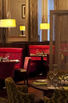 Hotel Indigo Glasgow interior
