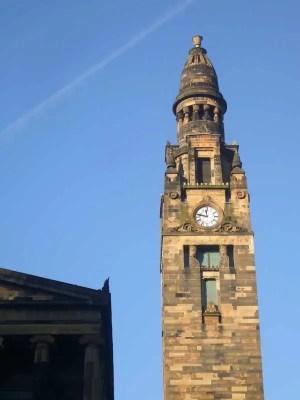 St Vincent Street Church Glasgow building