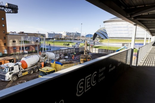 New Glasgow hotel at SSE Hydro Finnieston accommodation