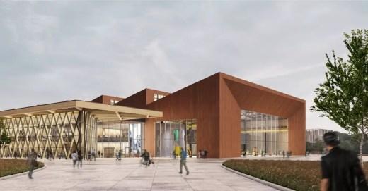 National Manufacturing Institute Scotland, Glasgow