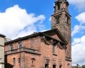 St Aloysius' Church Bell Tower Glasgow campanile