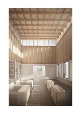 Mackintosh School of Architecture Degree Show 2019 design by Jodie Wilson