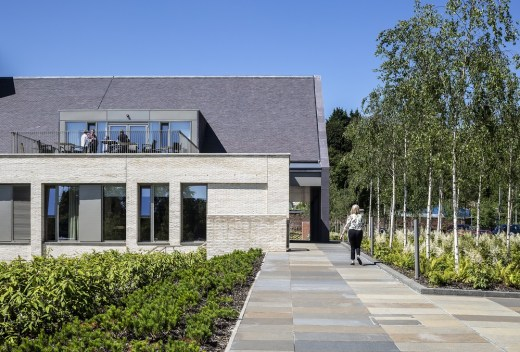 Prince and Princess of Wales Hospice Building