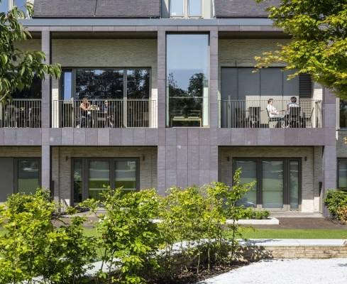 PPWH healthcare building in Glasgow design by Ryder Architecture
