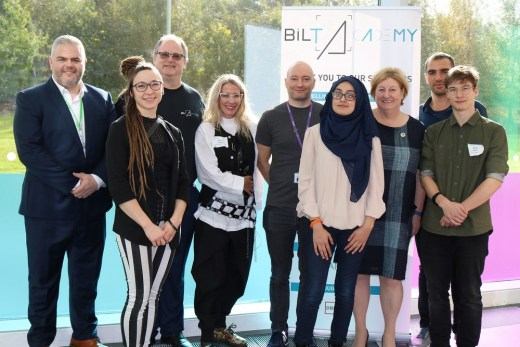 BILT Academy 2019, New College Lanarkshire