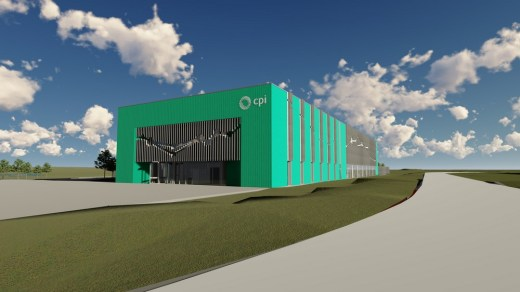 Medicines Manufacturing Innovation Centre, Inchinnan