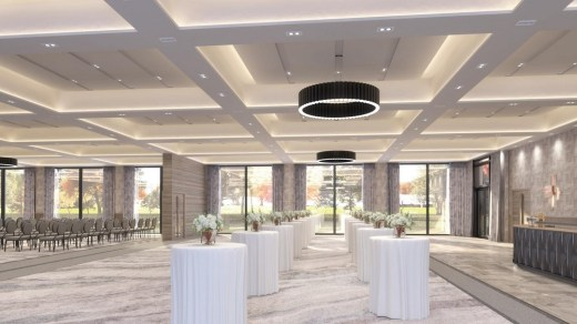 Cameron House Loch Lomond Hotel Extension interior