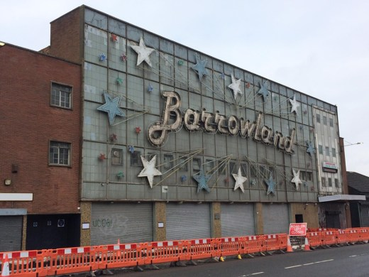 Barrowlands Glasgow music venue