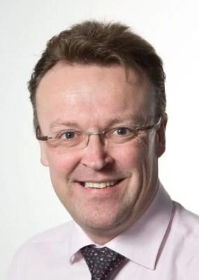 Ian Campbell University of Glasgow Executive Director of Estates