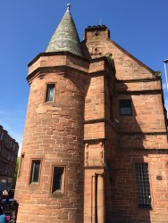 Cardell Temperance Hall Govan building