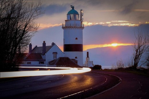 Cloch Lighthouse Gourock Scotland