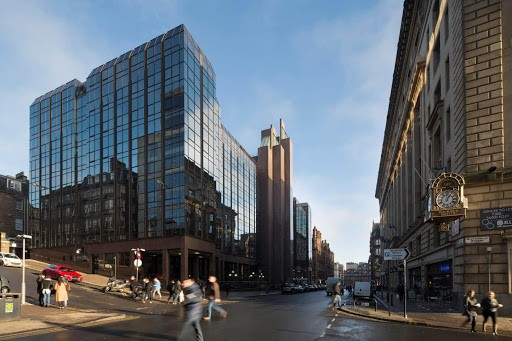 Garden Furniture resistance to elements - Glasgow buildings