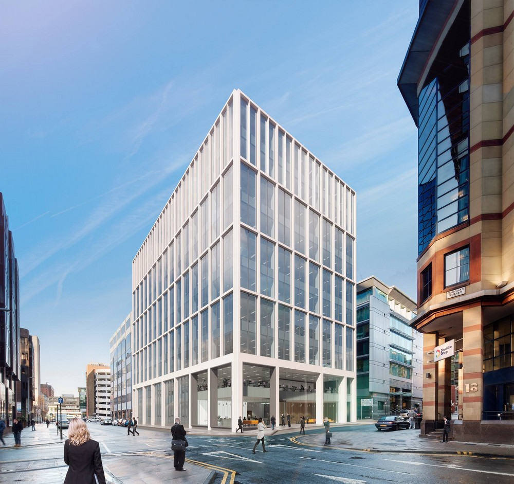 Cadworks Glasgow City Centre building design