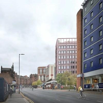 Collegelands Glasgow buildings