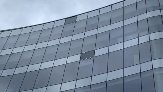 Miller Street building Glasgow window fix