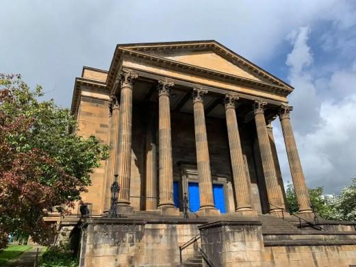 Wellington Church of Scotland Glasgow