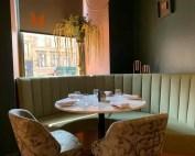 Unalome by Graeme Cheevers Finnieston restaurant interior