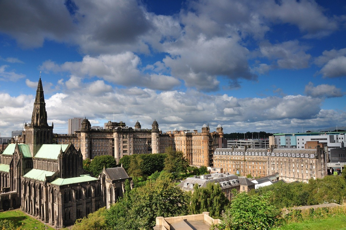 How Glasgow uses technology to make eco friendly homes