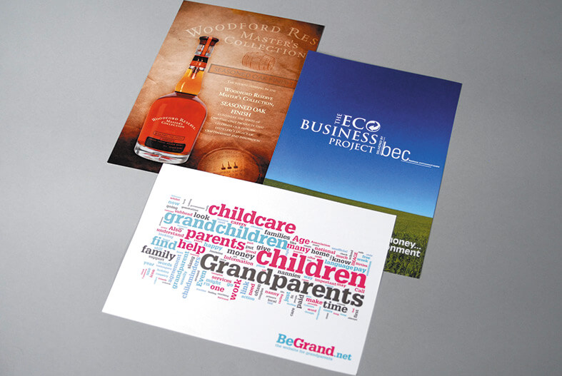 Brochures 3 - Glasgow Creative