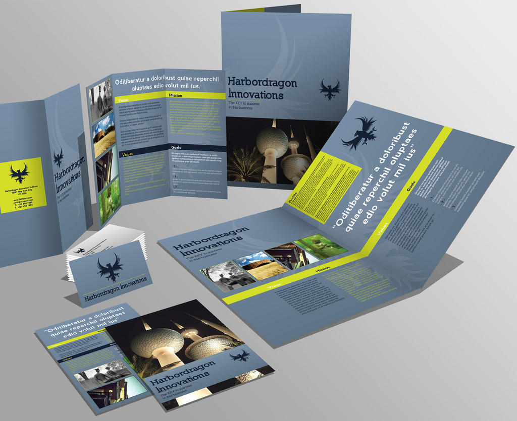 Brochure Printers Glasgow