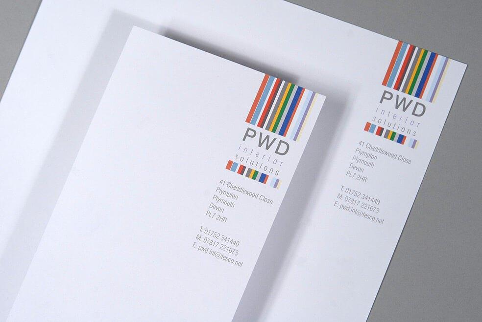 Letterhead Printing Glasgow