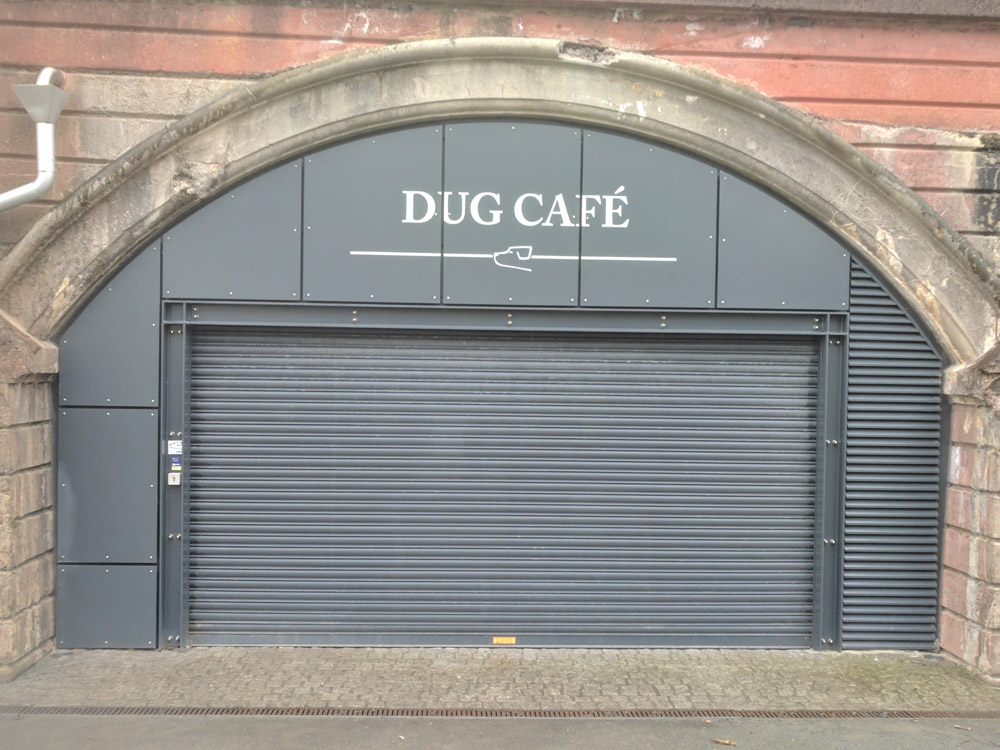 Dug Cafe - Glasgow Creative