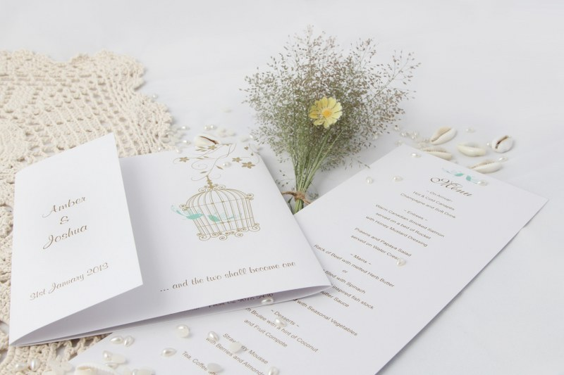 Wedding Stationery Glasgow