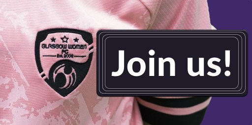 GGWFC join us advert