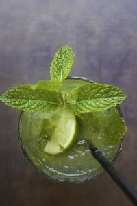 Your Green cocktail