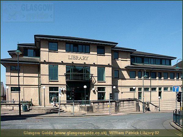 Image result for william patrick library