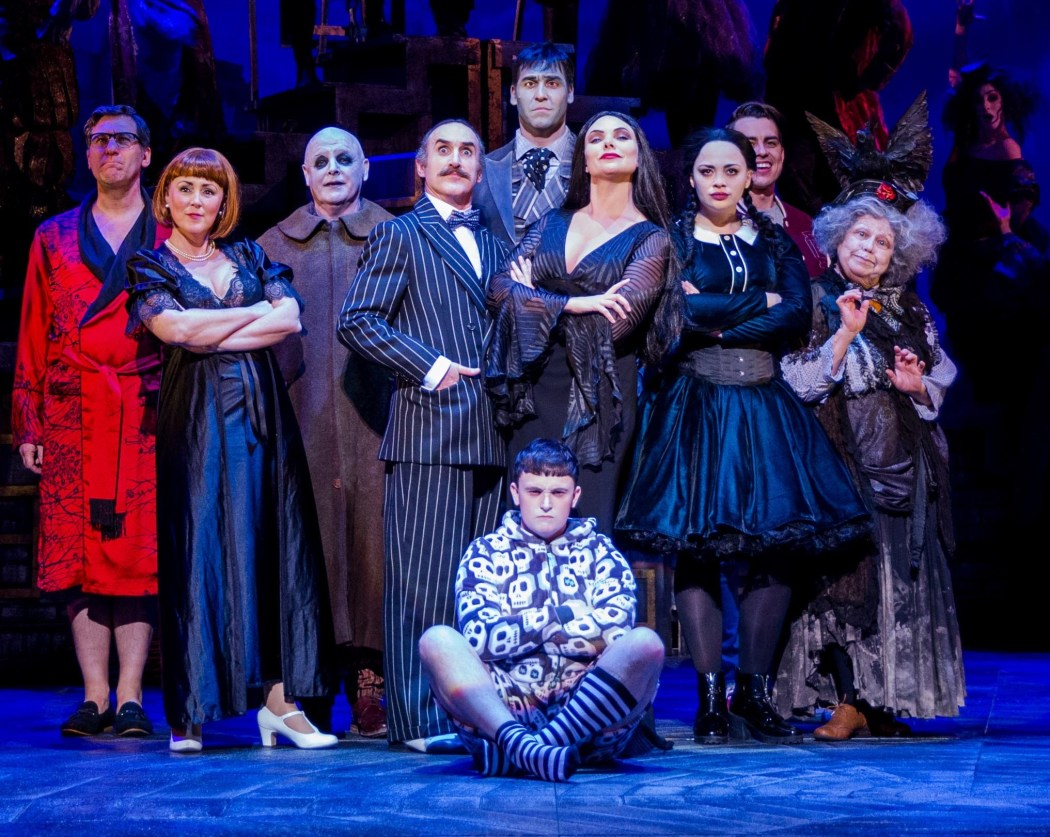 Review: The Addams Family Musical at the King's Theatre - Glasgowist