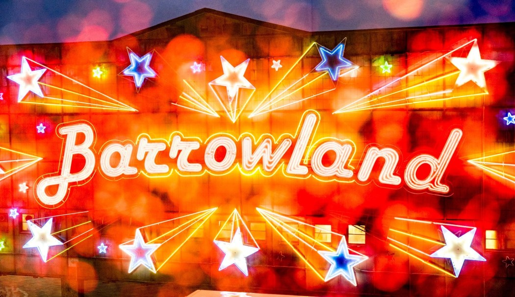 New Book Captures the Magic of the Barrowland Ballroom - Glasgowist