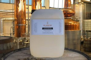 The Glasgow Distillery turns from single malt to hand sanitiser