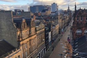 Talk of the Town: Deer spotted on Buchanan Street