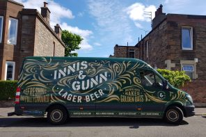 Talk of the Town: Cold beer delivery service for Glasgow