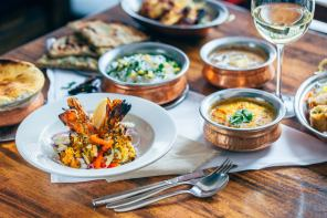 The Dhabba and Dakhin reopen in the Merchant City