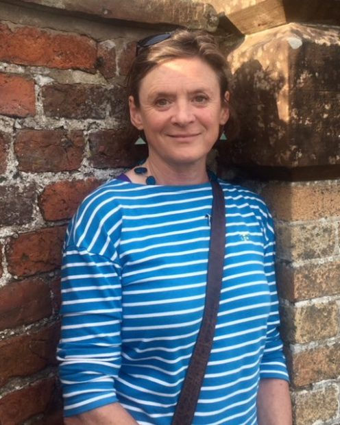 Linda Cracknell (credit Robin Dance)
