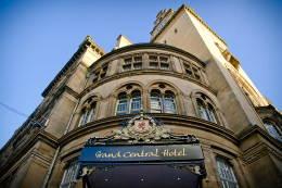Photo: grand central hotel.
