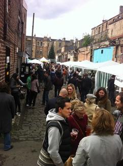 Photo: The Hidden Lane Festival.