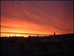 Photo: Park Circus sky.