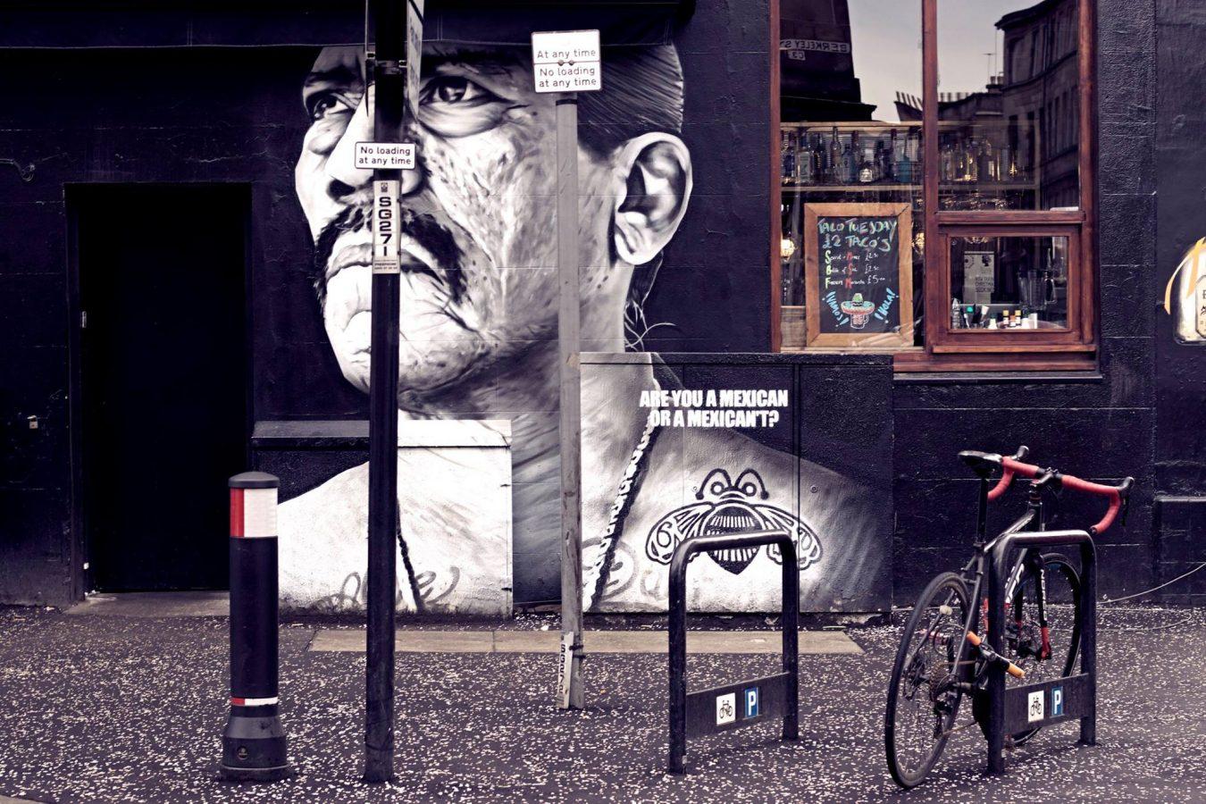 Finnieston Street Art